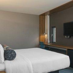 Отель Aloft Brussels Schuman Бельгия, Брюссель - 2 отзыва об отеле, цены и фото номеров - забронировать отель Aloft Brussels Schuman онлайн комната для гостей