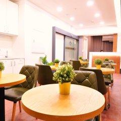 Air Hostel Myeongdong Сеул в номере