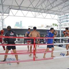 Ambassador Bangkok Hotel Бангкок спортивное сооружение