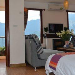 Sapa Elite Hotel комната для гостей фото 4