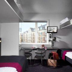 Отель Cabinn City Дания, Копенгаген - 5 отзывов об отеле, цены и фото номеров - забронировать отель Cabinn City онлайн в номере фото 2