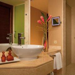 Отель Now Garden Punta Cana All Inclusive Доминикана, Пунта Кана - 1 отзыв об отеле, цены и фото номеров - забронировать отель Now Garden Punta Cana All Inclusive онлайн ванная