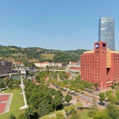 Hotel Melia Bilbao спортивное сооружение