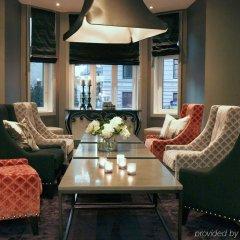 Saga Hotel Oslo интерьер отеля