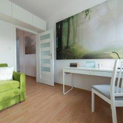 Отель P&O Apartments Ochota Польша, Варшава - отзывы, цены и фото номеров - забронировать отель P&O Apartments Ochota онлайн комната для гостей фото 5