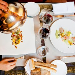Отель Helvetia & Bristol Firenze Starhotels Collezione Флоренция развлечения