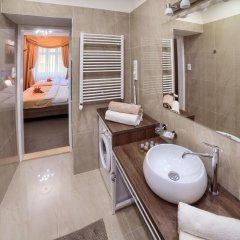 Отель Residence Milada Чехия, Прага - отзывы, цены и фото номеров - забронировать отель Residence Milada онлайн ванная фото 4