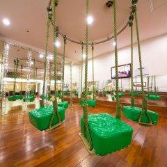 Отель Ip Fukuoka Фукуока фитнесс-зал