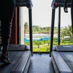 Radisson Blu Hotel, Dakar Sea Plaza Дакар фитнесс-зал фото 2