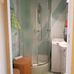 Отель Plocka 4 Польша, Варшава - отзывы, цены и фото номеров - забронировать отель Plocka 4 онлайн ванная
