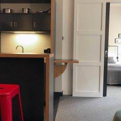 Отель Apartment040 Averhoff Living Гамбург в номере фото 2