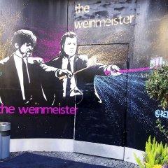Отель The Weinmeister Berlin-Mitte Германия, Берлин - 1 отзыв об отеле, цены и фото номеров - забронировать отель The Weinmeister Berlin-Mitte онлайн интерьер отеля фото 3