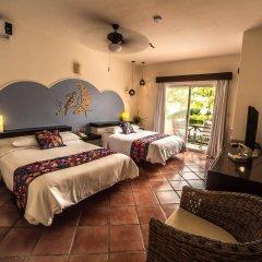 Отель Riviera Del Sol Плая-дель-Кармен комната для гостей фото 4