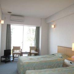 Отель Ocean Resort PMC Япония, Центр Окинавы - отзывы, цены и фото номеров - забронировать отель Ocean Resort PMC онлайн комната для гостей фото 3