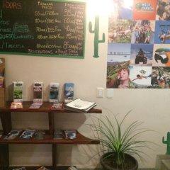 Baja's Cactus Hostel Кабо-Сан-Лукас интерьер отеля фото 2