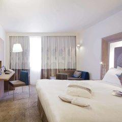 Отель Novotel Rennes Alma комната для гостей фото 3