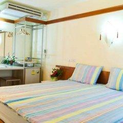 Bhiman Inn Hotel сейф в номере
