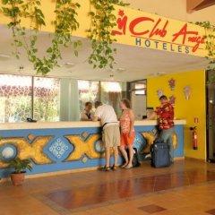 Отель Club Amigo Mayanabo All Inclusive интерьер отеля