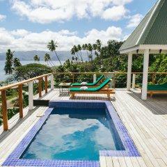 Отель Daku Resort Савусаву с домашними животными