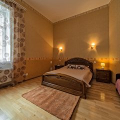 Гостевой Дом Люмьер Санкт-Петербург комната для гостей фото 2