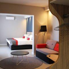 Отель Holiday Inn Express Malta Мальта, Сан Джулианс - отзывы, цены и фото номеров - забронировать отель Holiday Inn Express Malta онлайн комната для гостей фото 3