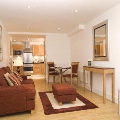Апартаменты Marlin Apartments Stratford комната для гостей фото 3