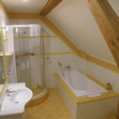 Отель Penzion U Matesa Чешский Крумлов ванная фото 2