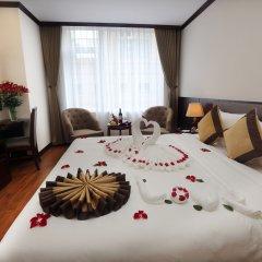 Lenid Hotel Tho Nhuom комната для гостей