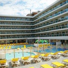 Отель Ohtels Villa Dorada пляж