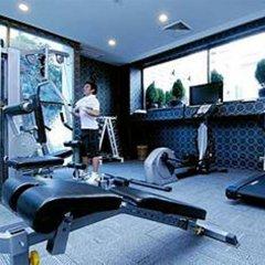 Отель FuramaXclusive Sukhumvit фитнесс-зал фото 4