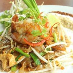 Отель Suvarnabhumi Suite Бангкок питание