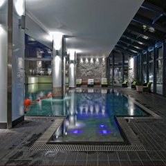 Отель Grand Nosalowy Dwór Польша, Закопане - отзывы, цены и фото номеров - забронировать отель Grand Nosalowy Dwór онлайн бассейн фото 2