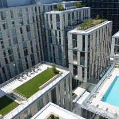 Отель Bridgestreet City Center США, Вашингтон - отзывы, цены и фото номеров - забронировать отель Bridgestreet City Center онлайн балкон