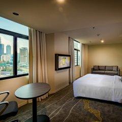 Отель Hilton Garden Inn Kuala Lumpur Jalan Tuanku Abdul Rahman South фото 7