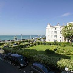 Отель Regency Apartment Великобритания, Кемптаун - отзывы, цены и фото номеров - забронировать отель Regency Apartment онлайн пляж