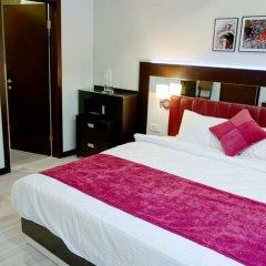 Гостиница Усадьба Приморский Парк в Алуште 2 отзыва об отеле, цены и фото номеров - забронировать гостиницу Усадьба Приморский Парк онлайн Алушта комната для гостей фото 5