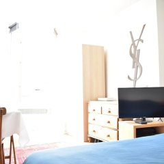 Апартаменты 1 Bedroom Apartment In Central Paris удобства в номере