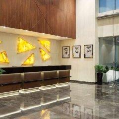Отель TRYP by Wyndham Dubai ОАЭ, Дубай - 5 отзывов об отеле, цены и фото номеров - забронировать отель TRYP by Wyndham Dubai онлайн интерьер отеля