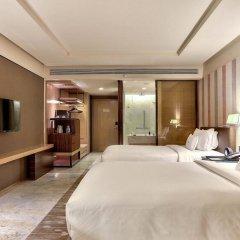 Отель Doubletree By Hilton Sukhumvit Бангкок комната для гостей фото 3
