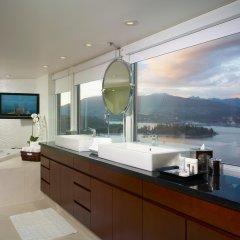 Отель Pan Pacific Vancouver Канада, Ванкувер - отзывы, цены и фото номеров - забронировать отель Pan Pacific Vancouver онлайн ванная