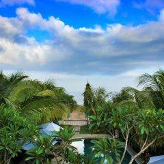 Отель Balangan Sea View Bungalow