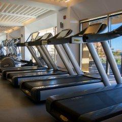 Отель Fiesta Americana Grand Los Cabos Golf & Spa - Все включено фитнесс-зал