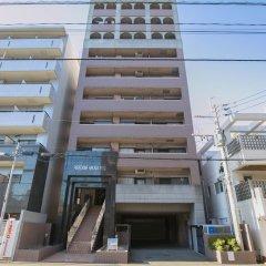 Апартаменты Sumiyoshi apartment Хаката вид на фасад