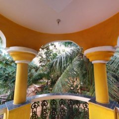 Coconut Creek Resort in Majorda, India from 172$, photos, reviews - zenhotels.com balcony