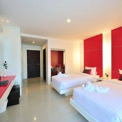 Отель Alfresco Hotel Patong Таиланд, Пхукет - отзывы, цены и фото номеров - забронировать отель Alfresco Hotel Patong онлайн комната для гостей фото 2