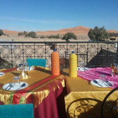 Отель Casa Hassan Марокко, Мерзуга - отзывы, цены и фото номеров - забронировать отель Casa Hassan онлайн балкон