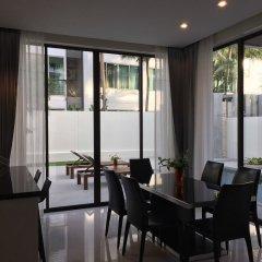 Отель The Regent Private Pool Villa Phuket питание