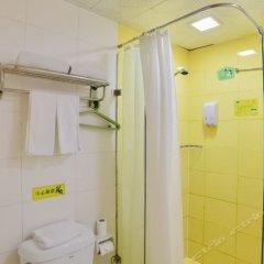 Отель Home Inn Китай, Сямынь - отзывы, цены и фото номеров - забронировать отель Home Inn онлайн ванная фото 2
