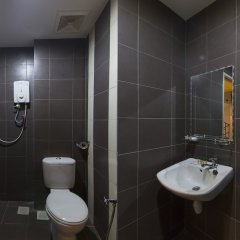 Simms Boutique Hotel Bukit Bintang ванная