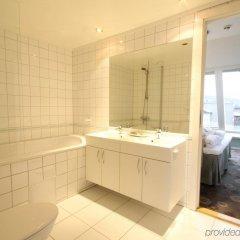 Отель Scandic Victoria Норвегия, Лиллехаммер - отзывы, цены и фото номеров - забронировать отель Scandic Victoria онлайн ванная